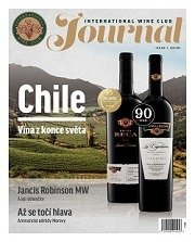International Wine Club Journal - číslo první